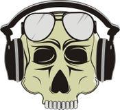 Skull 02 Stock Images