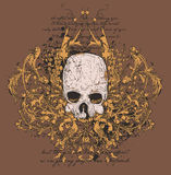 Skull Graphic Design
