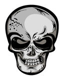 Skull head Royalty Free Stock Photography