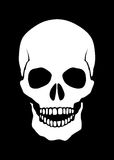 Skull Illustration Royalty Free Stock Images