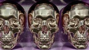Skull illustration Royalty Free Stock Photos