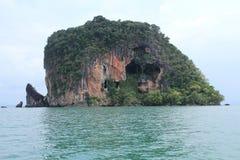 Skull Island Fotografia Stock