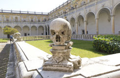 Skull naples Royalty Free Stock Photos