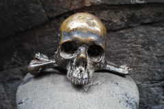 Skull Napoli Stock Image