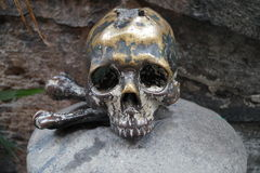 Skull Napoli Royalty Free Stock Images