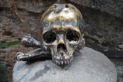 Skull Napoli Royalty Free Stock Images