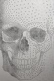 Skull pattern Stock Photos