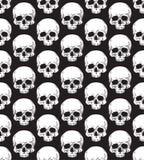 Skull pattern Stock Images