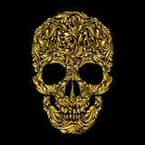 Skull pattern Stock Photo