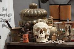 A Skull Stock Photography