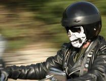 Skull Rider Royalty Free Stock Photography
