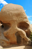Skull Rock Royalty Free Stock Photography