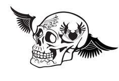 Skull rock Stock Photography