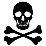 Skull sign Royalty Free Stock Photo