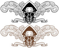 Skull Theme Stock Images