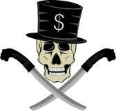 Skull thug Stock Photos