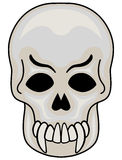 Skull vector Royalty Free Stock Images
