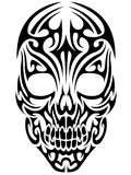 Skull vector Stock Image