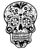 Skull vector Royalty Free Stock Photography
