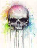 Skull vector Stock Photography