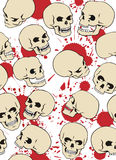 Skulls Royalty Free Stock Photo