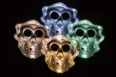 Skulls Royalty Free Stock Images