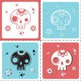 skulls Imagem de Stock