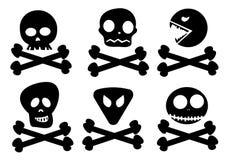 Skulls royalty free stock photo