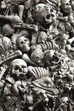 Skulls And Bones For Halloween Royalty Free Stock Photos