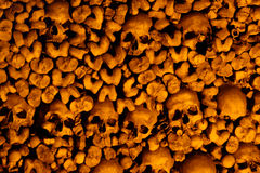 Skulls and bones Stock Photo
