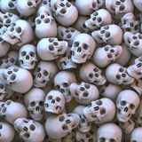Skulls natural Royalty Free Stock Images