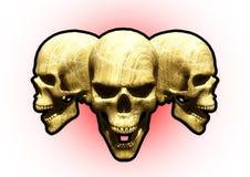skullz 3 Стоковое Фото