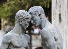 1 skulptur Royaltyfri Foto