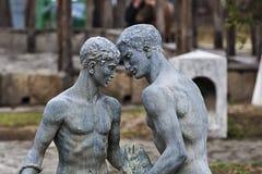 Skulptur 3 Royaltyfri Foto
