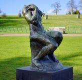 skulptur Arkivfoto