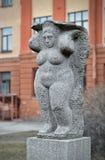 skulptur Stockbild