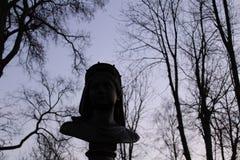 skulptur Stockfoto