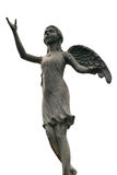 Skulptur av ängeln Royaltyfri Fotografi