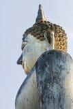 Skulptur av forntida Buddha Fotografering för Bildbyråer