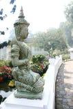 Skulptur av gudinnan Royaltyfri Fotografi