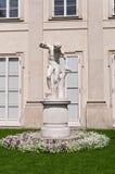 Skulptur av manen Royaltyfri Bild