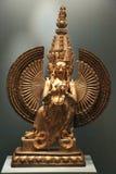 Skulptur av Usnisasitatapatra royaltyfria foton