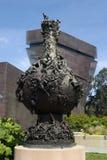 Skulptur bei de Young Muse Stockbild