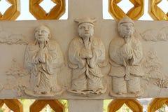 Skulptur Chaina Royaltyfri Foto