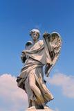 Skulptur des Engels Stockfoto
