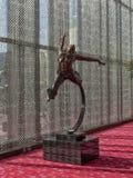 Skulptur för ställedes-konster Royaltyfri Fotografi