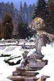Skulptur från det 19th århundradet Arkivfoto