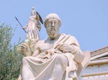 Skulptur in Griechenland Stockbilder