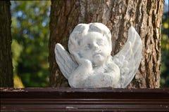 Skulptur grugapark Stockbild