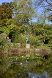 Skulptur grugapark Lizenzfreie Stockbilder